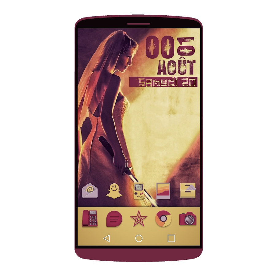 Eighties retro fun icon pack Screenshot 6