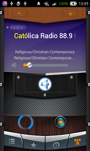 android Radio Puerto Rico Screenshot 2