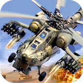 Download Android Game Helicopter Gunship Strike for Samsung