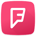 Foursquare City Guide for Lollipop - Android 5.0