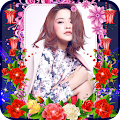 flower frame - photo collage APK for Bluestacks