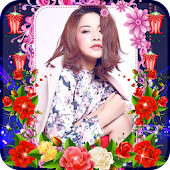 flower frame - photo collage APK for Bluestacks