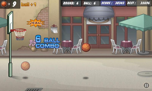 Basketball Shoot screenshot 3