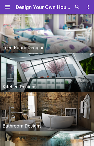 Design Your Own House APK