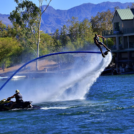 by Jim Johnston - Sports & Fitness Watersports