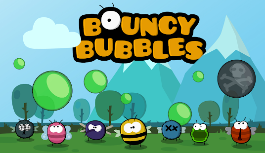 Bouncy Bubbles - Pang!