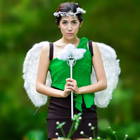 I'm Not a Tinkerbell by Aji Patria - People Fashion