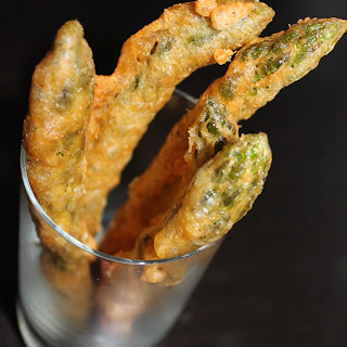 Battered Asparagus Recipes