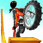 Stickman Bike Simulator Icon
