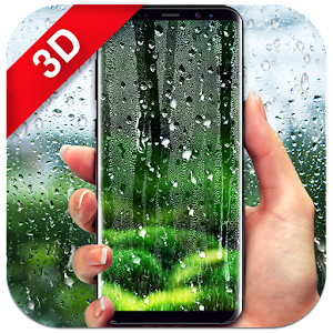 Download Waterdrops Live Wallpaper 2018 for Android