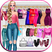 ?? Sophie Fashionista - Dress Up Game Icon