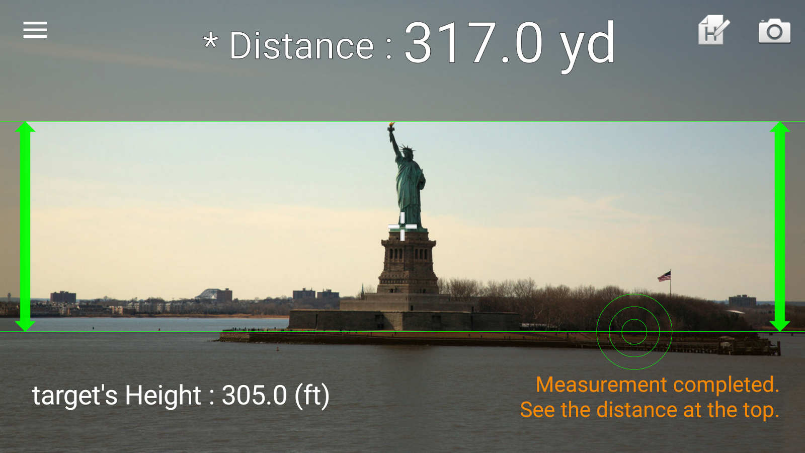 Smart Distance Pro Screenshot 1