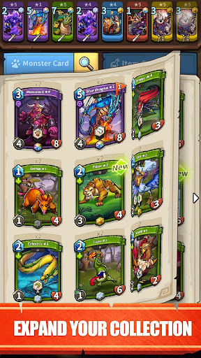 Card Monsters: 3 Minute Duels For PC