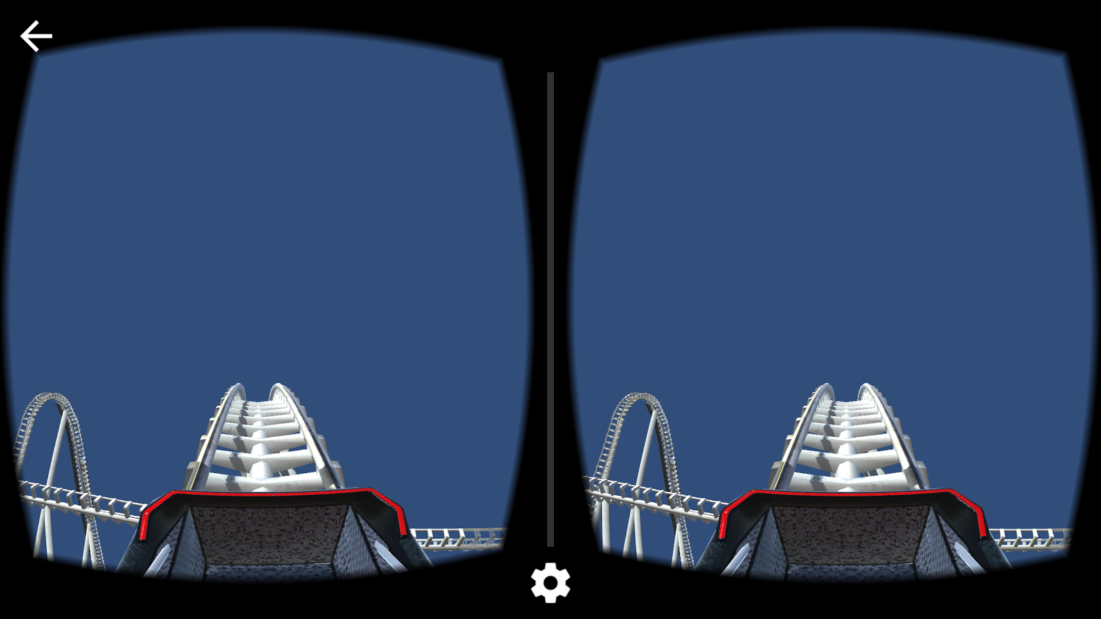 Cardboard VR 3D Roller Coaster Screenshot 6