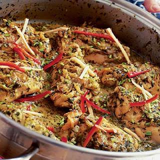 Indian Peanut Chicken Recipes