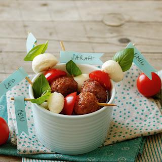 Mozzarella Basil Recipes