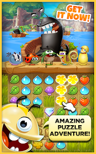 Game Best Fiends - Puzzle Adventure APK for Windows Phone