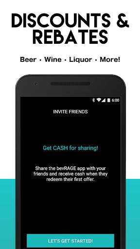 bevRAGE- Cash Back on Alcohol For PC