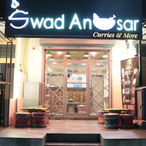 Swad Anusar, Malviya Nagar, Malviya Nagar logo