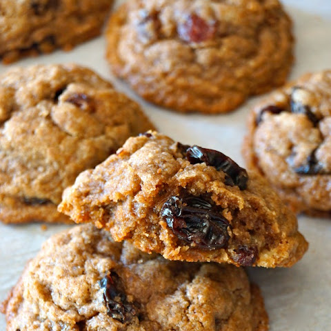 The Best Cinnamon Raisin Cookie Recipe of All Time
