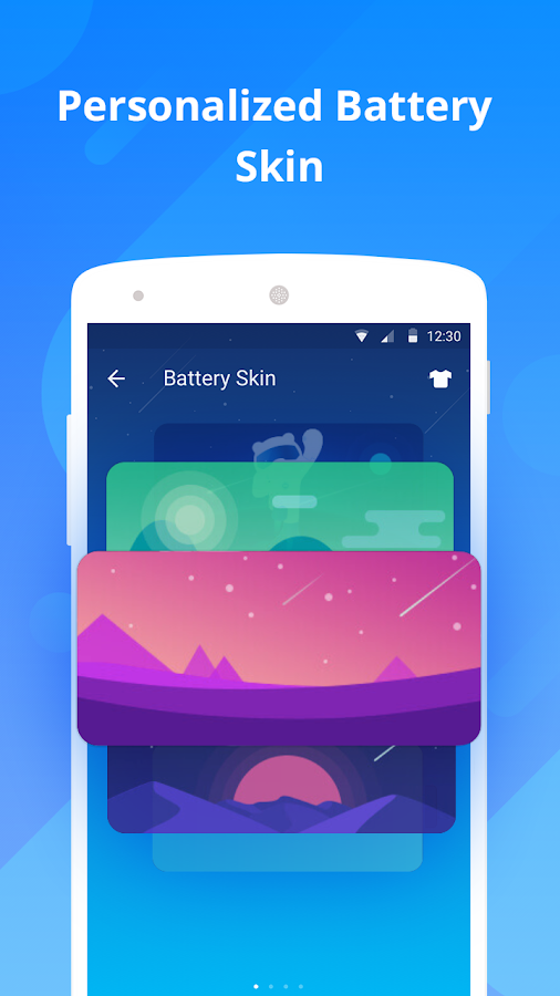 DU Battery Saver - Battery Charger & Battery Life Screenshot 5