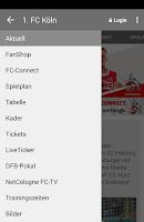 Screenshot of 1. FC Köln
