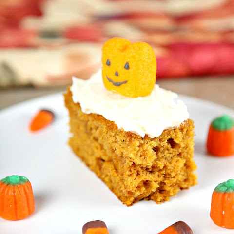 Easy Pumpkin Bars