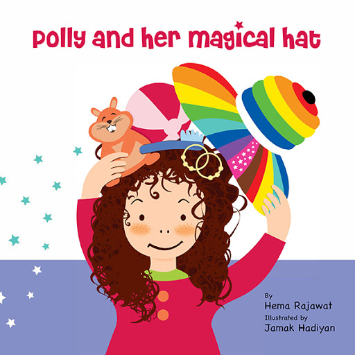 Polly And Her Magical Hat cover