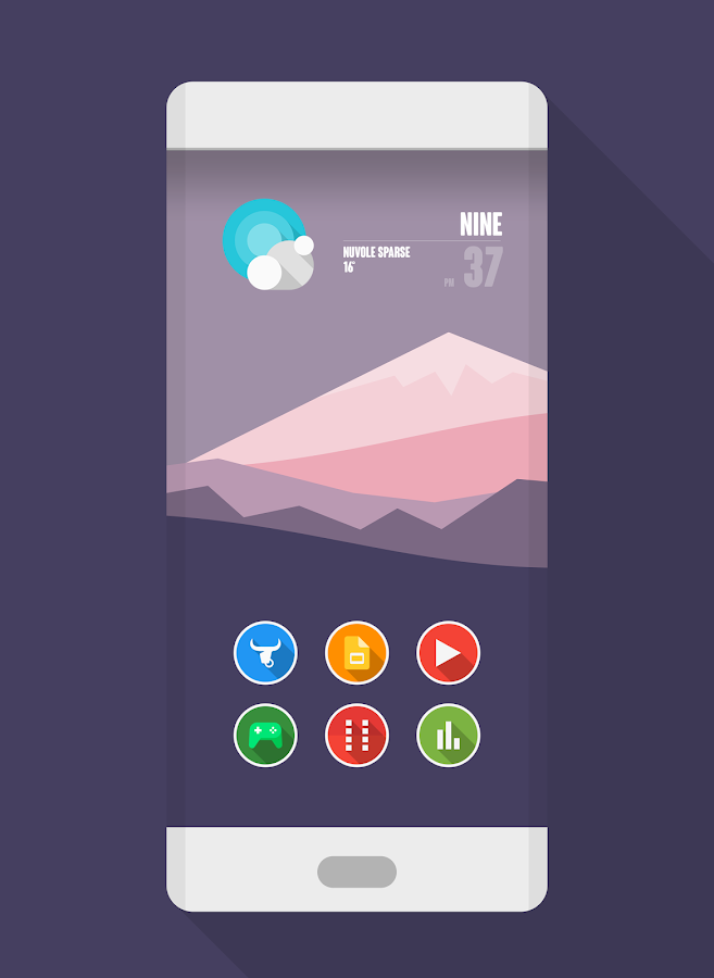 ROUNDEX - ICON PACK Screenshot 3