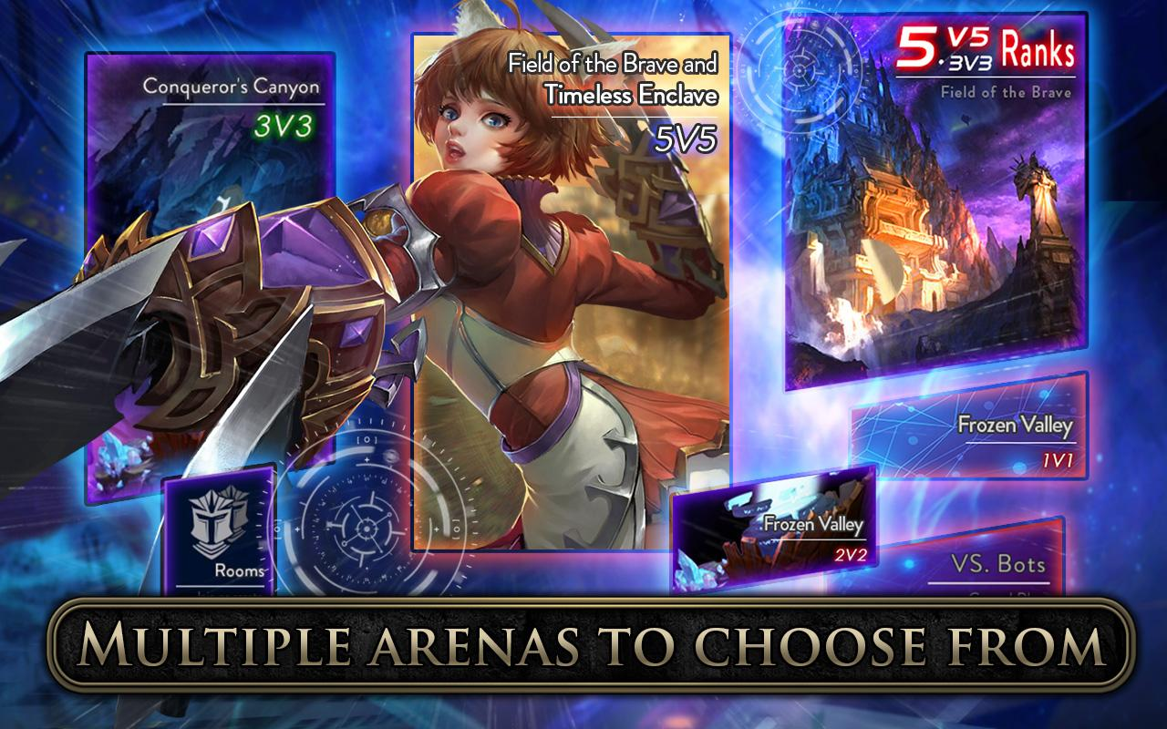 Ace of Arenas Screenshot 5