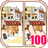Game Find Difference 100 APK for Kindle