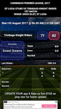 Cricket Line APK screenshot thumbnail 1