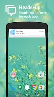 Screenshot of NotifierPro Heads-up Free