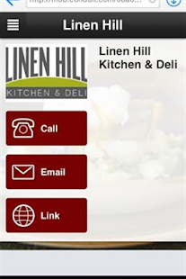 Linen Hill Kitchen & Deli - screenshot