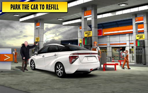 Car Driving, Serves, Tuning and Wash Simulator For PC