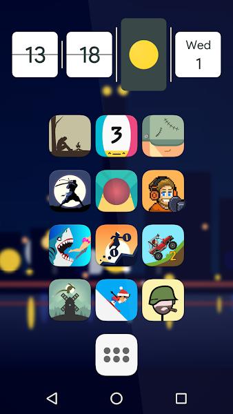 Fusion UI - Pixel Icon Pack Screenshot Image