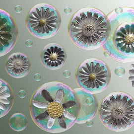 Bubble jewelry by Michael Moore - Digital Art Things