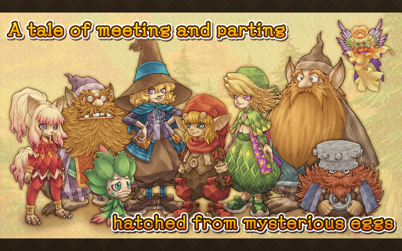 EGGLIA: Legend of the Redcap Screenshot 1