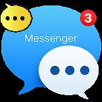 Messenger 2018 - Messenger For All Social Apps 3.0 Icon