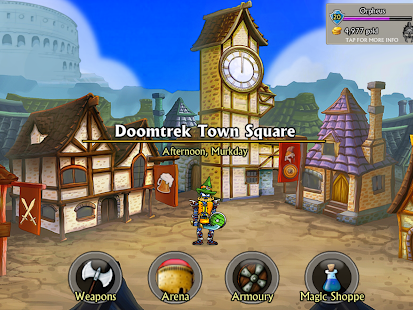 Game Swords and Sandals 2 Redux APK for Kindle