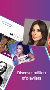 Anghami - Free Unlimited Music APK screenshot thumbnail 2