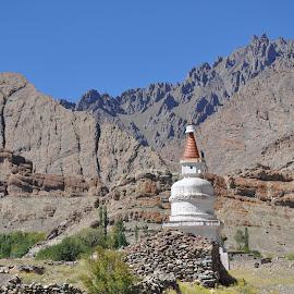 Ladakh by Ashwini Attri - Landscapes Mountains & Hills