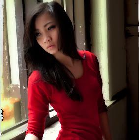Khay by Joni Irwanto - People Portraits of Women ( model, indonesia, portrait )