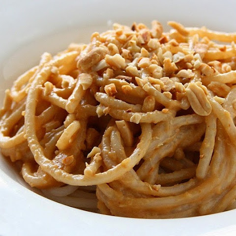 Peanut Butter Garlic Noodles