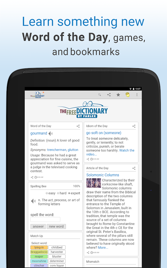 Dictionary Pro Screenshot 9