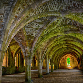A tranquil place by Ray Rickaby - Buildings & Architecture Public & Historical ( monestries. monks. architecture.middle ages. )