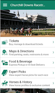 Churchill Downs Racetrack - screenshot
