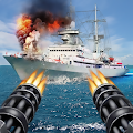 Navy Gunner Shoot War 3D APK Descargar