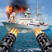 Download Full Navy Gunner Shoot War 3D 1.0.5 APK