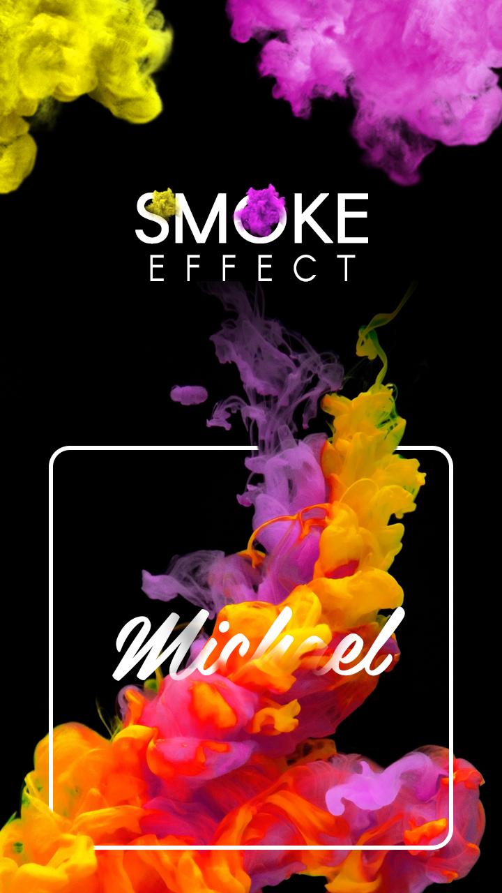 Name Art Smoke Effect Screenshot 3